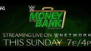 Universal Championship Match at Money in the Bank – this Sunday on WWE Network
