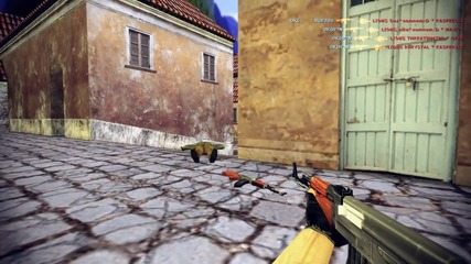 Xperia Play 2011: H^n vs Lions ( Counter - Strike 1.6 )