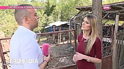 Rada Manojlovic - Prilog iz Cetereza - vikend specijal - (TV Pink 15.10.2017)