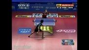 Тенис на маса: Chuan Chih Yuan - Werner Schlager