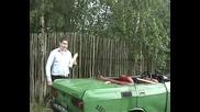 Пародия на Top Gear - Москвич.