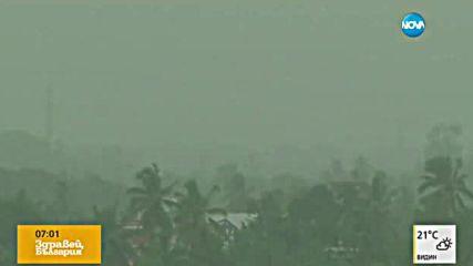 55 убити от мълния в Индия