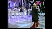 Vesna Zmijanac I Hanka Paldum-natpevavanje Надпяване на Весна и Ханка