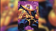 Epic Battle Darkseid Vs Thanos