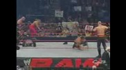 Goldberg, Hbk, Rvd Vs Kane, Evolution