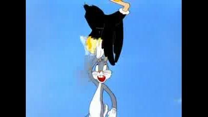 Bugs Bunny - Gets The Boid