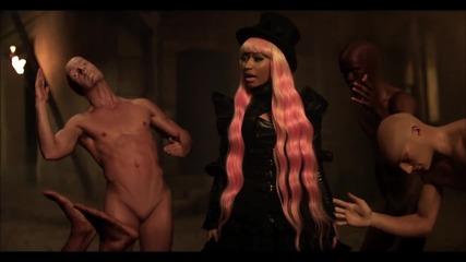 David Guetta - Turn Me On ft. Nicki Minaj [1080p][hd]