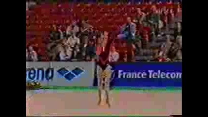 Стела Салапатийска - топка - 1996 г.