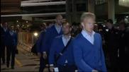 Холандия пристигна в Бразилия