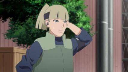 Boruto - Naruto Next Generations - 177 [вградени български субтитри]