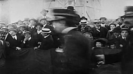 Първото издание на колоездачната Обиколка на Италия (13.05.1909 г.)