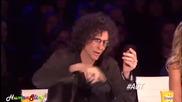 Духовник левитира в шоуто Америка търси талант , журито и публиката онемяха!
