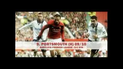 Най - добрите голове на Димитър Бербатов с екипа на Манчестер Юнайтет !
