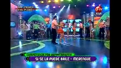 23.04.2010 Reality Show In Chile Yingo с участието на Evailo - Част 1