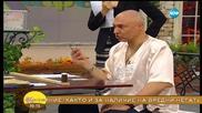 Радиезистът Ивелин Иванов ще демонстрира своите методи на диагностика (част 1)- На кафе (05.06.2015)
