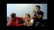 Tom i Dougie tormozqt Mark ot TMI