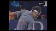 Тенис Класика : Masters cup 2006 : Федерер - Надал