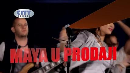 Maya - Reklama za novi album Djevojka sa juga