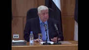 Syria: Govt. delegation won't repeat 'faults' of last peace talks - FM Muallem
