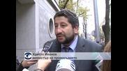 ВСС застана срещу правосъдния министър по повод изгубените тефтери на Златанов