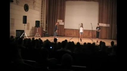 Kiro & Emi & Miro - Priatel [ Live в зала София ]
