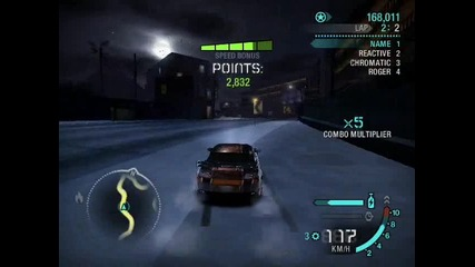 Gameplay na Need for speed Carbon ep1 :]