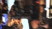 Зад сцената с Pitbill за видеото на ` Inrenational Love `