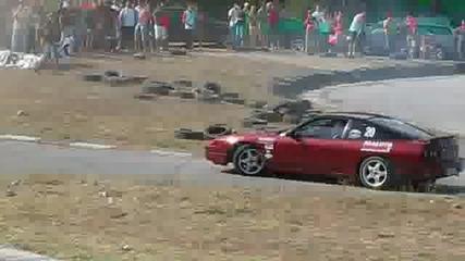 Картинг Писта Плевен - Nissan Drift Show