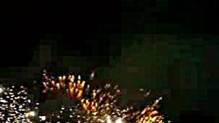 Заря за нова година - Говедарци - 2008г. / Firewokrs - new year in Govedartsi