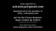 Ask A Ninja - 16 - How To Kill A Ninja