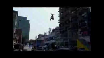 Freestyle Motocross Jumps