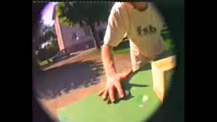 Tony Pauthex И Damien Bernadet Fingerskate(from1996 year)