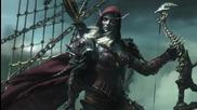 официален Wow 6 трейлър с бг субтитри - World of Warcraft: Legion - Cinematic Trailer - 720p 16:9 hd