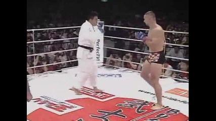 Mirko Crokop Filipovic vs Shungo Oyama