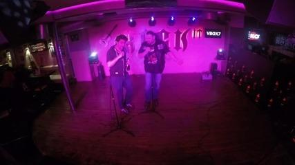 10.03.2015 - Kosio, Vanio, Vankata & Priateli - Trio Speshen Sluchai - Karai Djoni