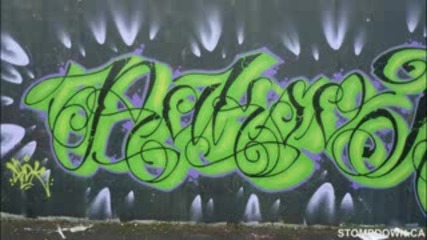 Sdk - Keep Six & Rakso - Graffiti - Canada