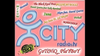 !!! Top 5 of Big 50 - Radio City 11/2009 г.