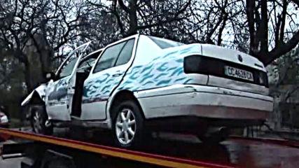 Тежка катастрофа на пътя Силистра - Русе, трима загинаха