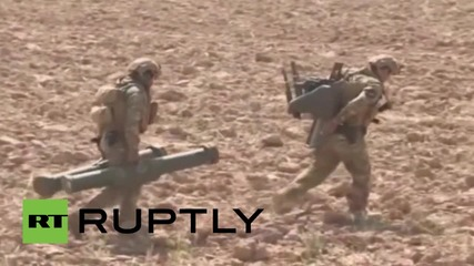 Iraq: Army and Peshmerga forces gear up for an assault on Hawija