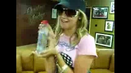 Ashley Tisdale - Ed Hardy Water
