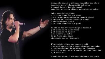 Aca Lukas - Zamisli zivot u ritmu muzike za ples - (Audio - Live)
