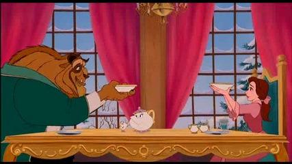 Красавицата и звярът - ( Анимация Бг Аудио 1991)