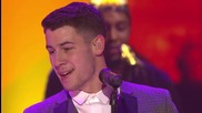 New!!! Nick Jonas - Jealous ( New Year's Rockin' Eve) 2015