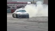 350z drift at Nopi
