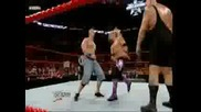 Wwe 16.03.09 Edge vs John Cena [ Гост Съдия Vickie Guerrero ]