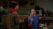 The Big Bang Theory - Season 4, Episode 20 | Теория за големия взрив - Сезон 3, Епизод 20