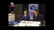 Music Idol 3 - Мустафа и Марин Коментират участниците *много Смях* 24.03.09