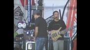 David Bisbal Buleria ( Ensayo) Mtv Malaga Summer 2008