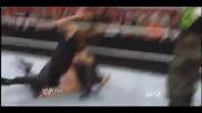Трите Хикса и Брок Леснар се сбиват в Първична Сила (23.07.2012)