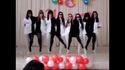 Танц с оптична илюзия!